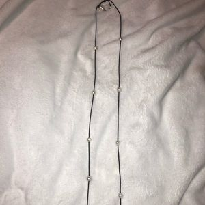 Jewelry - long or layered necklace